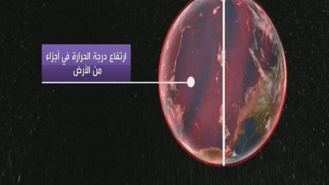 THUMBNAIL_ دراسة: مبالغة في التقارير بشأن الاحتباس الحراري