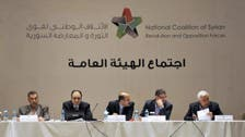 Syrian opposition demands ban on regime air power