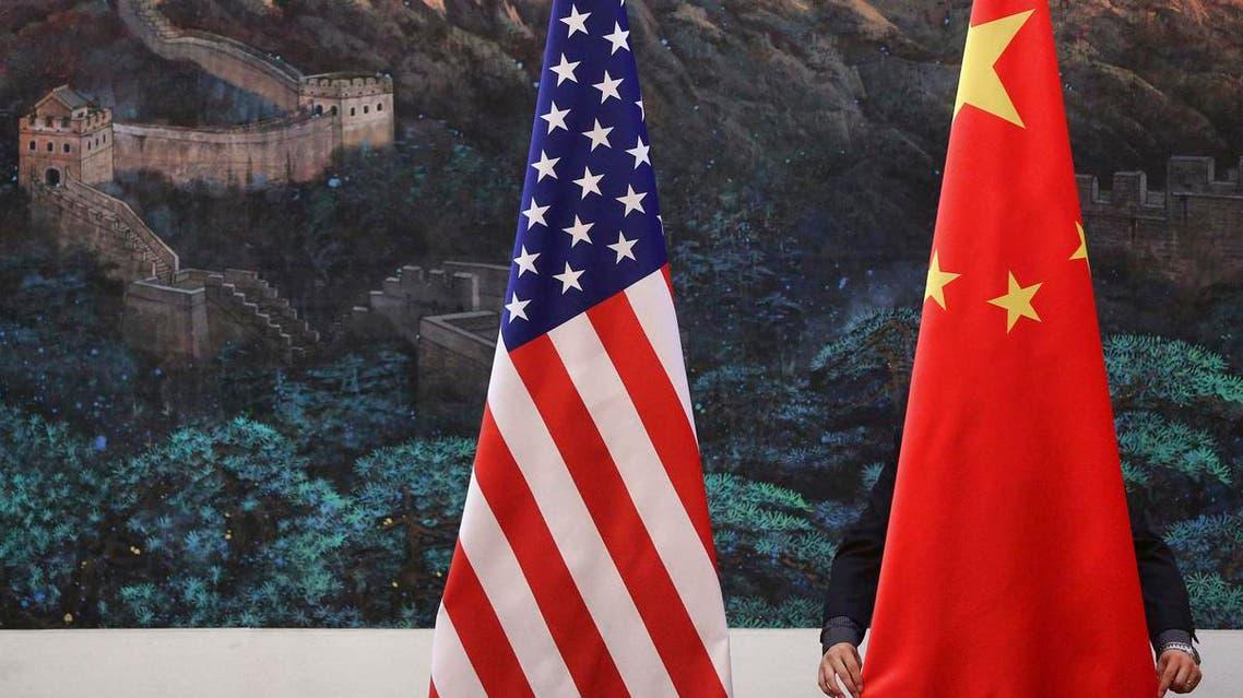china us flag reu