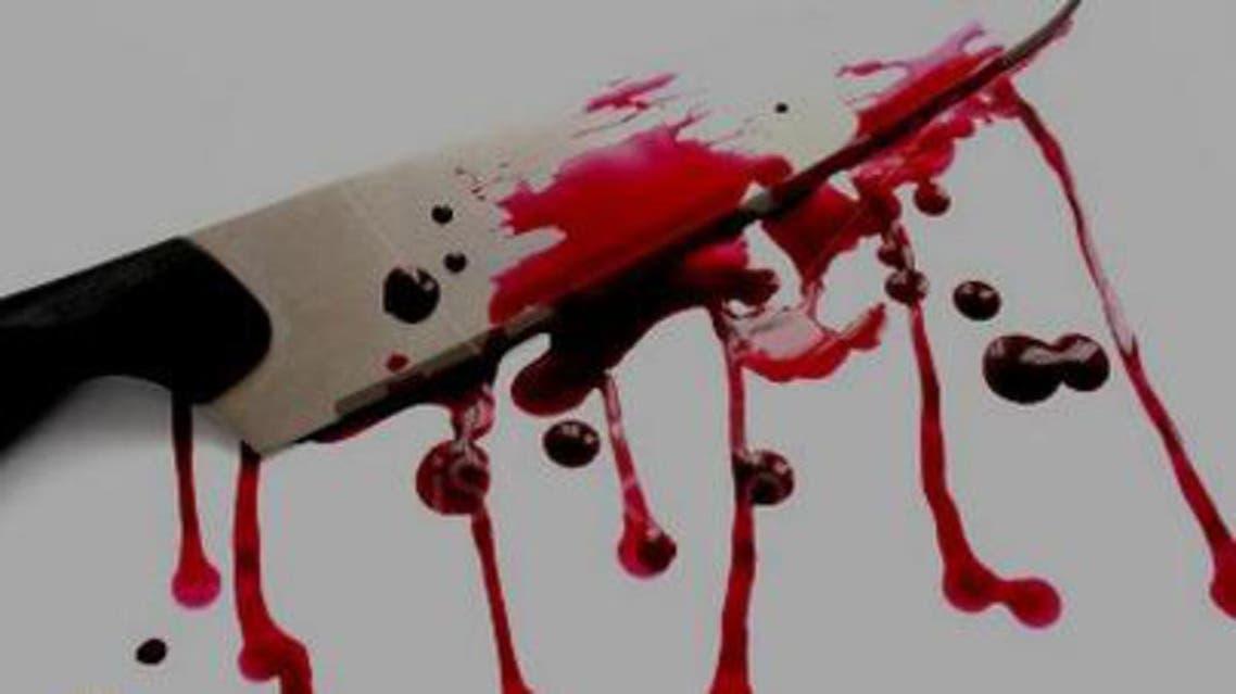 سكين قتل