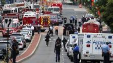 At least 13 killed in U.S. Naval base shooting