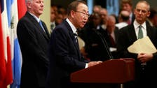 U.N. inspectors confirm use of chemical weapons in Syria