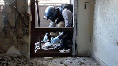 مجلس الأمن يبحث تطورات تدمير كيمياوي سوريا