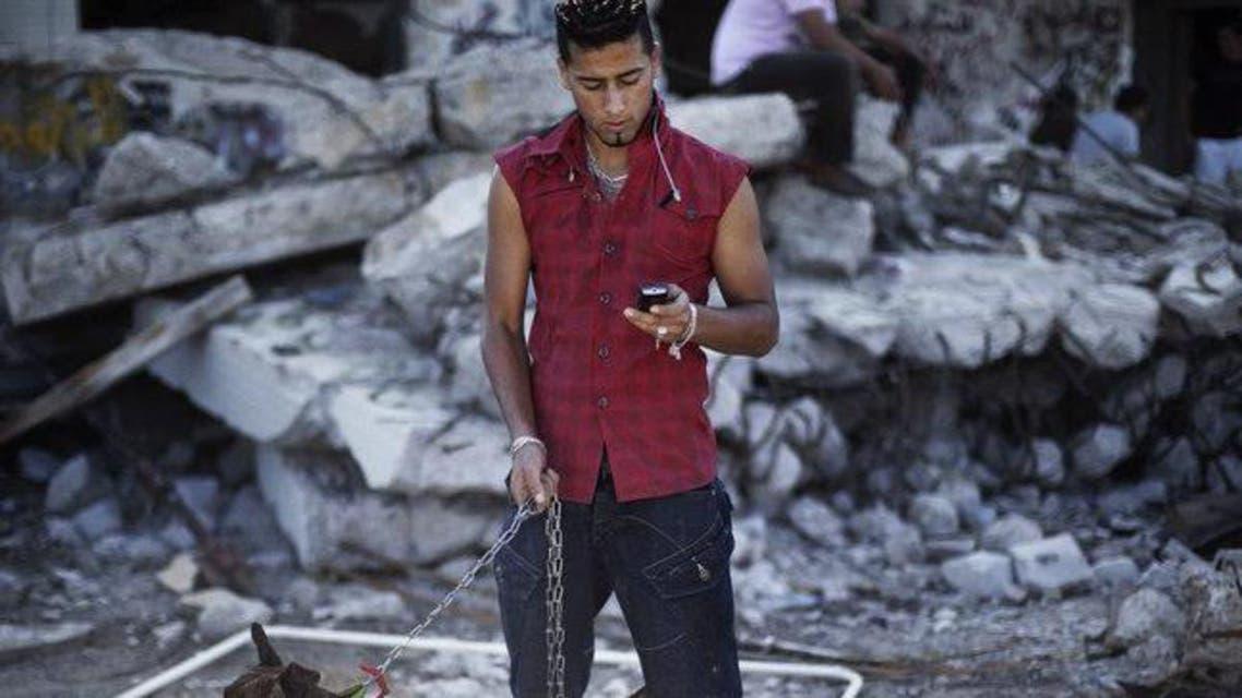telecom libya afp 2