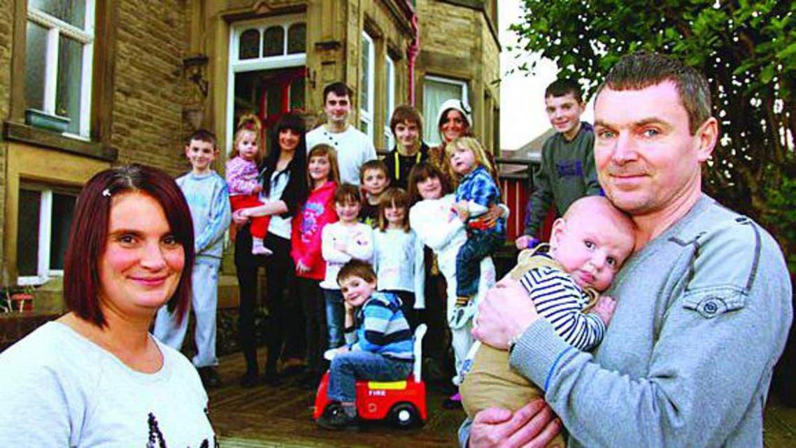 عائلة بريطانيا