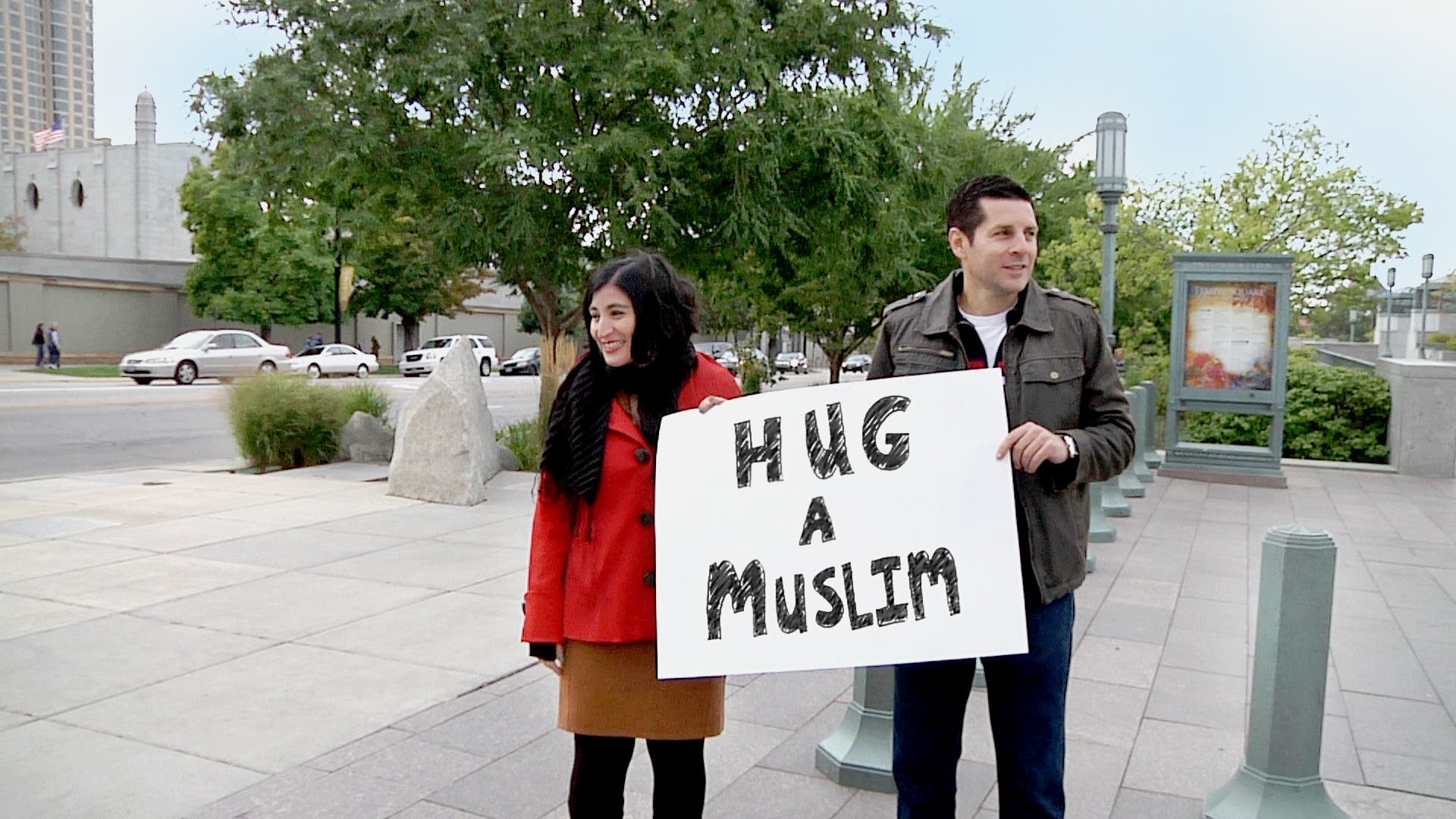 Awareness in the community. (Photo courtesy: muslimsarecoming.com)