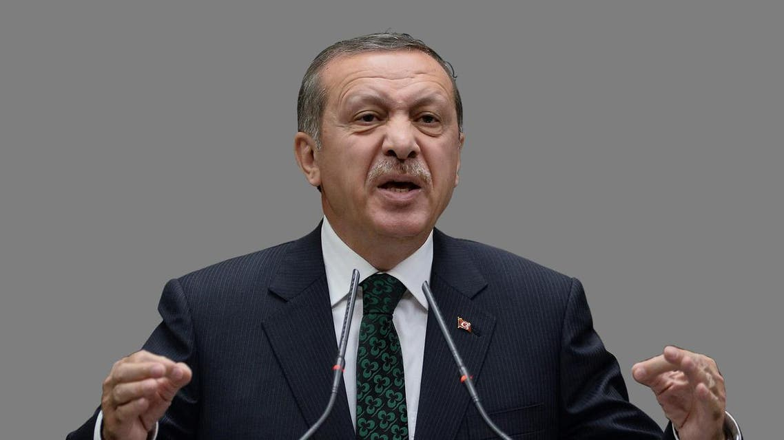 Turkey's Prime Minister Recep Tayyip Erdogan voiced support of the January 2011 Egyptian revolution. (File photo: AFP)