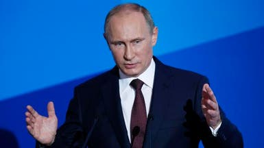بوتين: لست واثقاً 100% من نجاح خطة تدمير كيمياوي سوريا