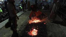 Mediaeval 'trial by fire' justice still used in remote Pakistan
