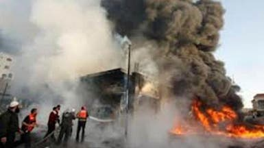 16 قتيلاً في تفجير مزدوج استهدف مسجداً شمال بغداد