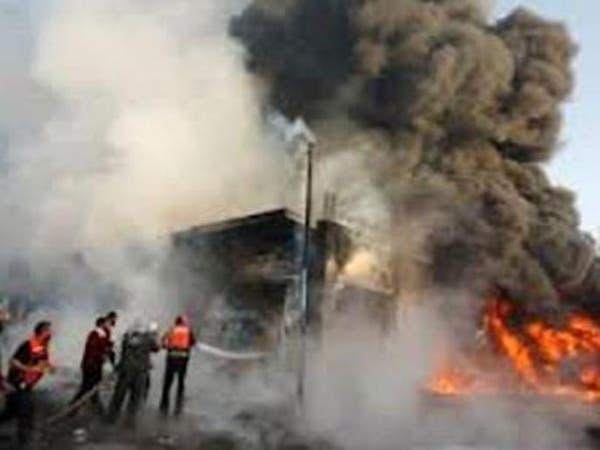 مقتل 6 عناصر من الأمن خلال هجمات انتحارية بأربيل وبغداد