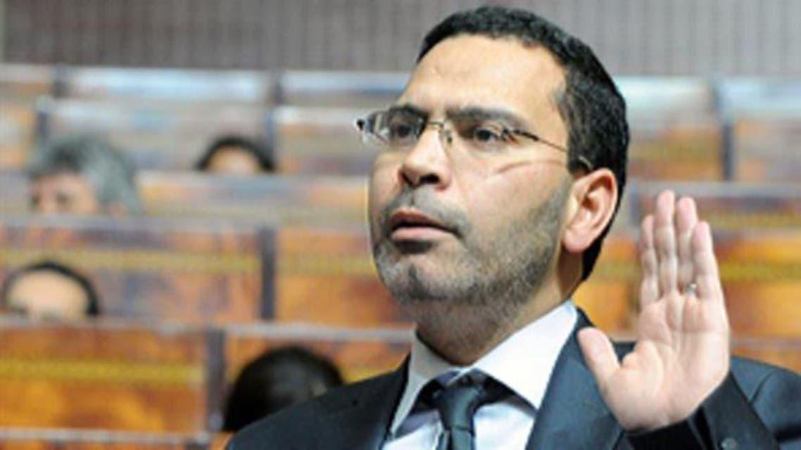 مصطفى الخلفي وزير الإعلام المغربي
