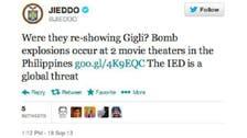 Pentagon agency's twitter account deleted for 'poor taste'