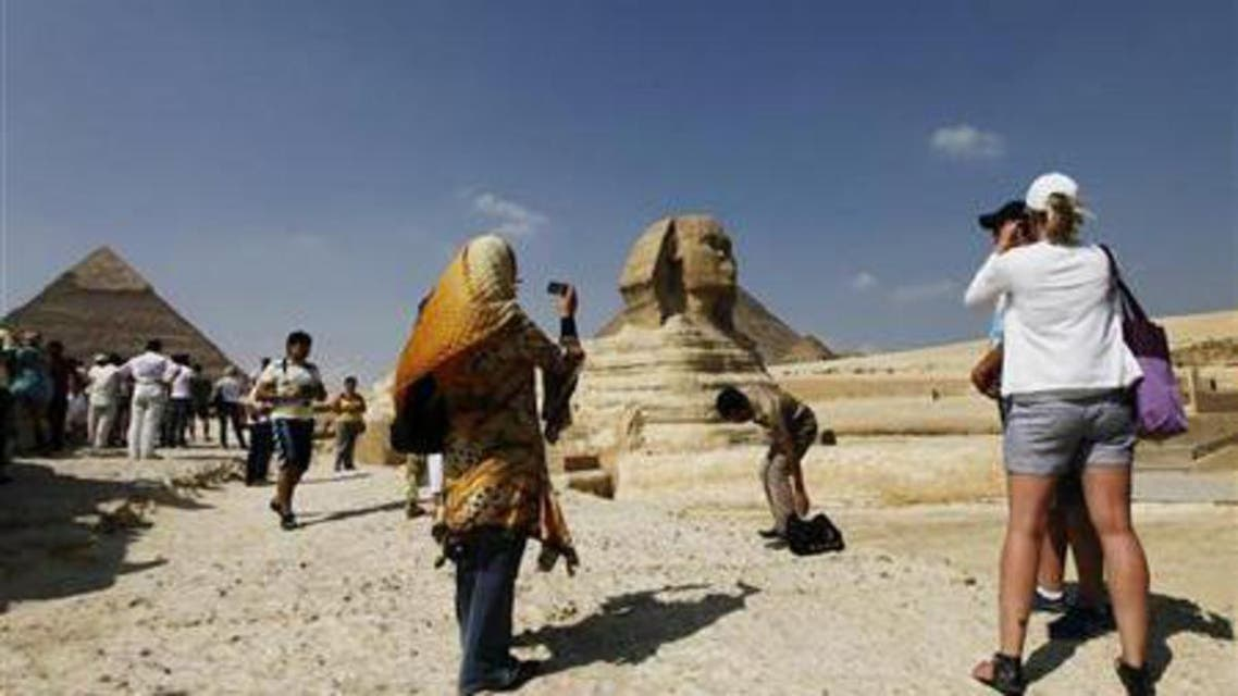 reuters tourism egypt