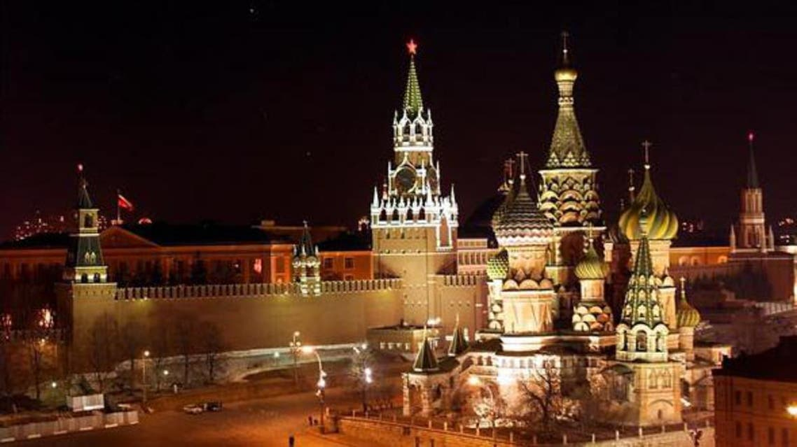 لرئاسة الروسية (الكرملين)