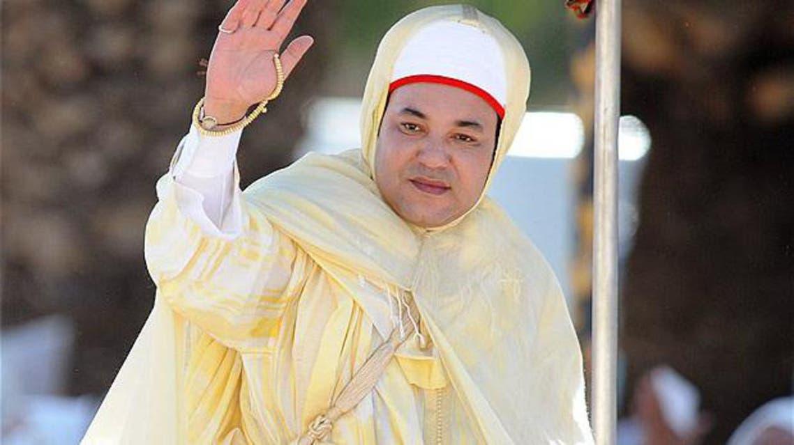 morocco king afp