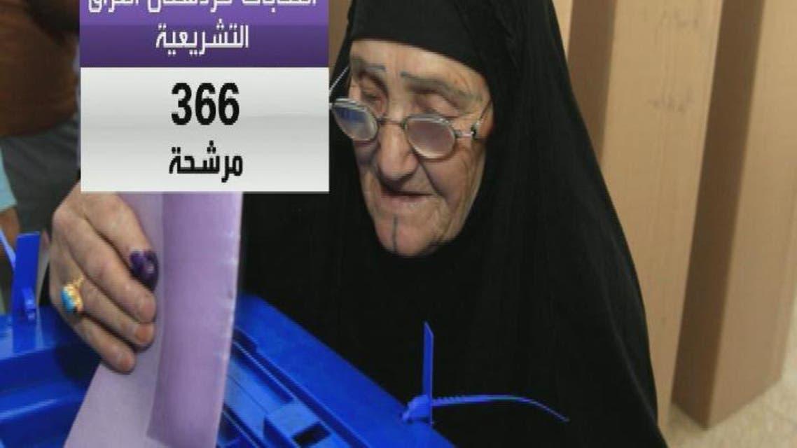 THUMBNAIL_ اقليم كردستان العراق.. 1129 مرشح في الانتخابات التشريعية
