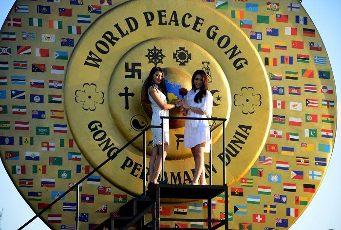 International Day of Peace, 2013