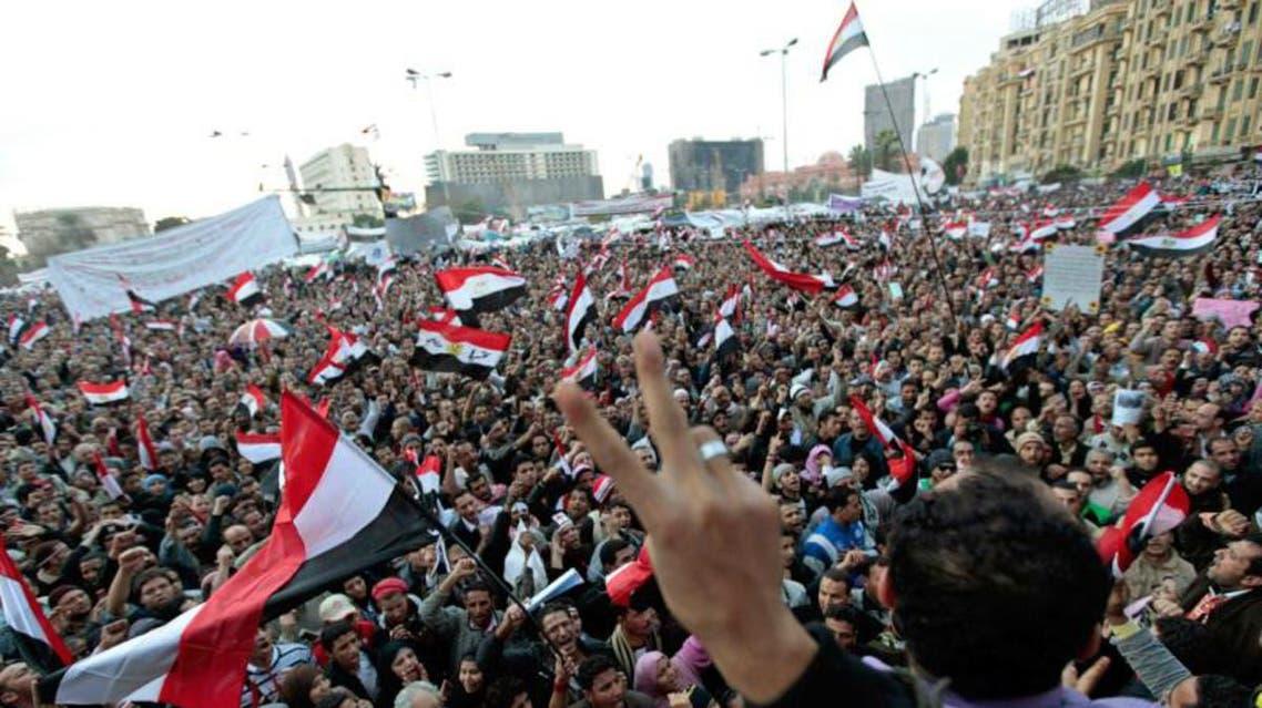 جانب من أحداث مصر