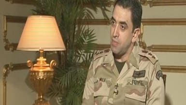 الجيش المصري ينفي مجدداً نية السيسي الترشح للرئاسة