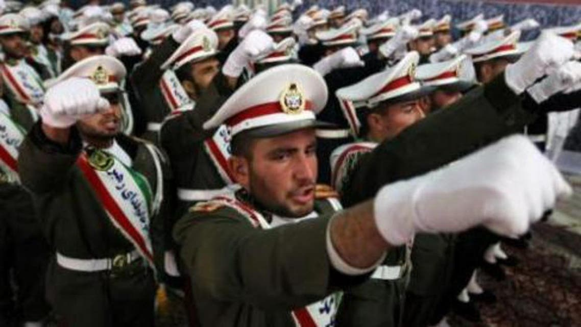 Iran's Revolutionary Guard has been under pressure in the past week not to involve itself in politics. (File photo: AFP)