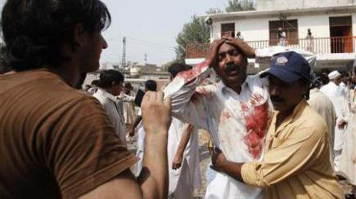 peshawar church blast