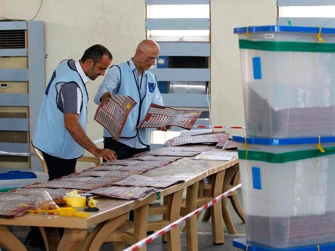 نتائج انتخابات العراق غداً.. والأحزاب الكردية تتأهب