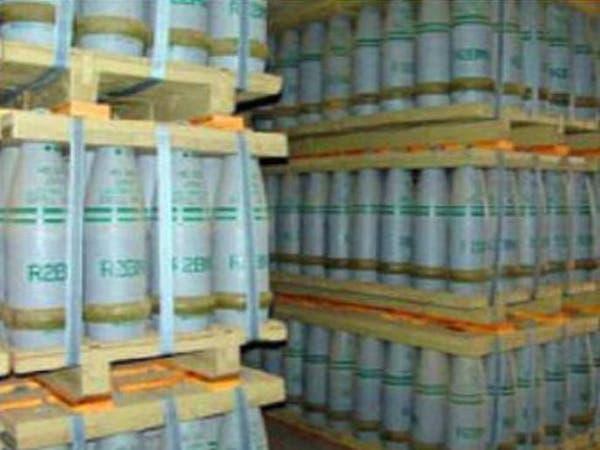 ليبيا تخلصت من أسلحتها الكيمياوية بنسبة 95%