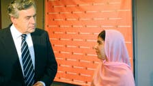 Pakistan's Malala challenges world leaders to educate Syrian refugees