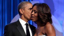 'I'm scared of my wife!' Obama reveals why he quit smoking