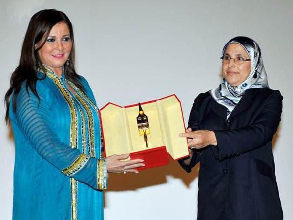 a29396f02 آثار الحكيم تثير حفيظة وزيرة مغربية بعد إشادتها بالسيسي ...