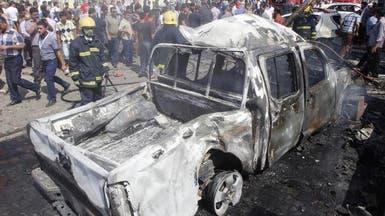 """سيارتان مفخختان وهجوم مسلح و""""هاون"""" على مبنى عام بكركوك"""