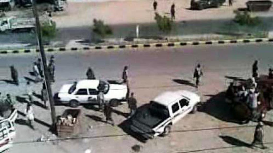 انفجار اليمن