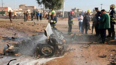 6 قتلى بتفجير انتحاري مزدوج وسط كركوك