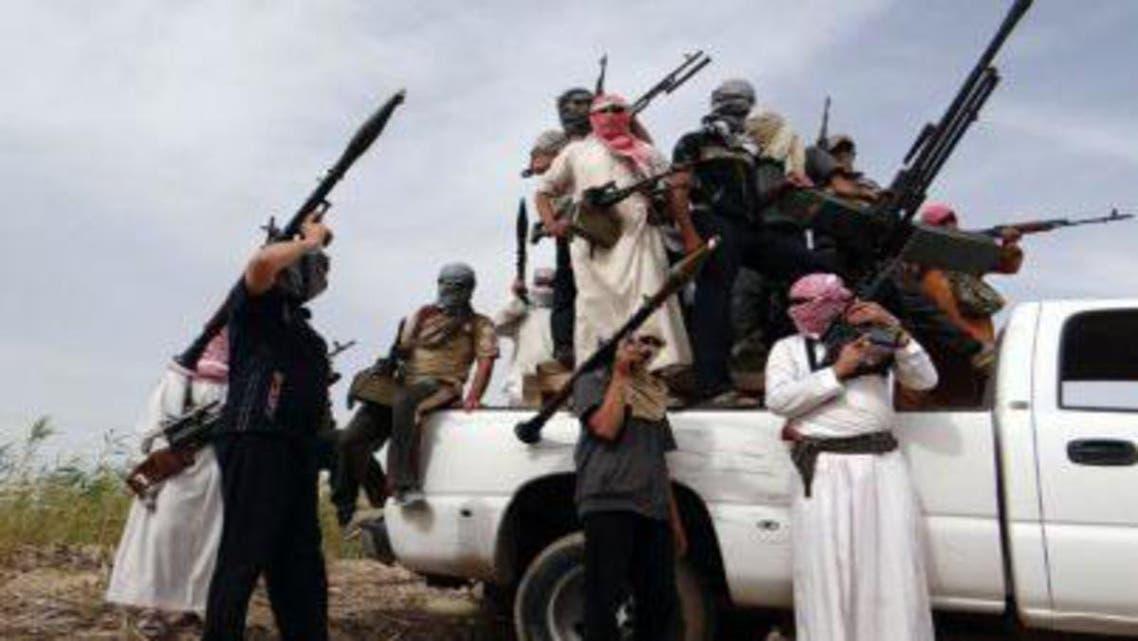 عناص من داعش