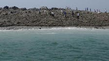 The mystery of Pakistan's new quake island
