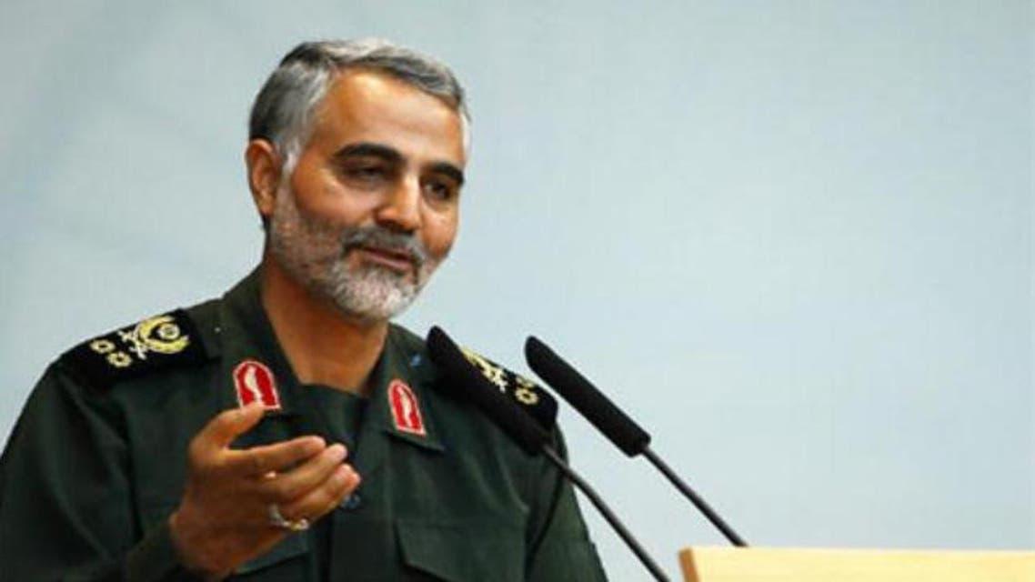 الجنرال قاسم سليماني، قائد فيلق القدس التابع للحرس الثوري