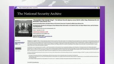 فضيحة تنصت جديدة تطال وكالة الأمن القومي الأميركية