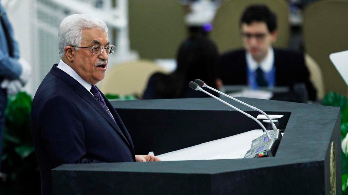 Abbas (Reuters)