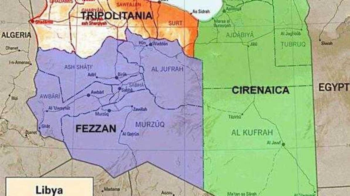 Libya Fezzan
