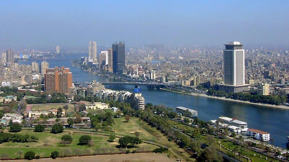 نهر النيل بالقاهرة
