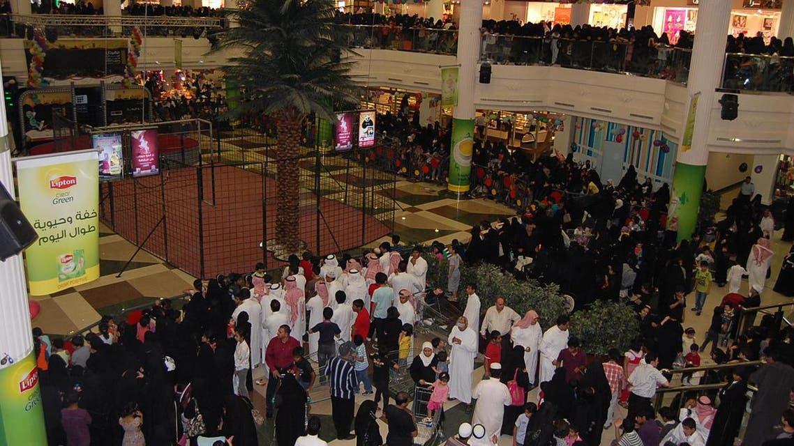 مراكز التسوق.. إقبال متزايد في السعودية