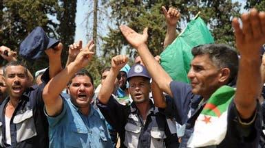 عاطلون عن العمل يتظاهرون في العديد من المدن الجزائرية