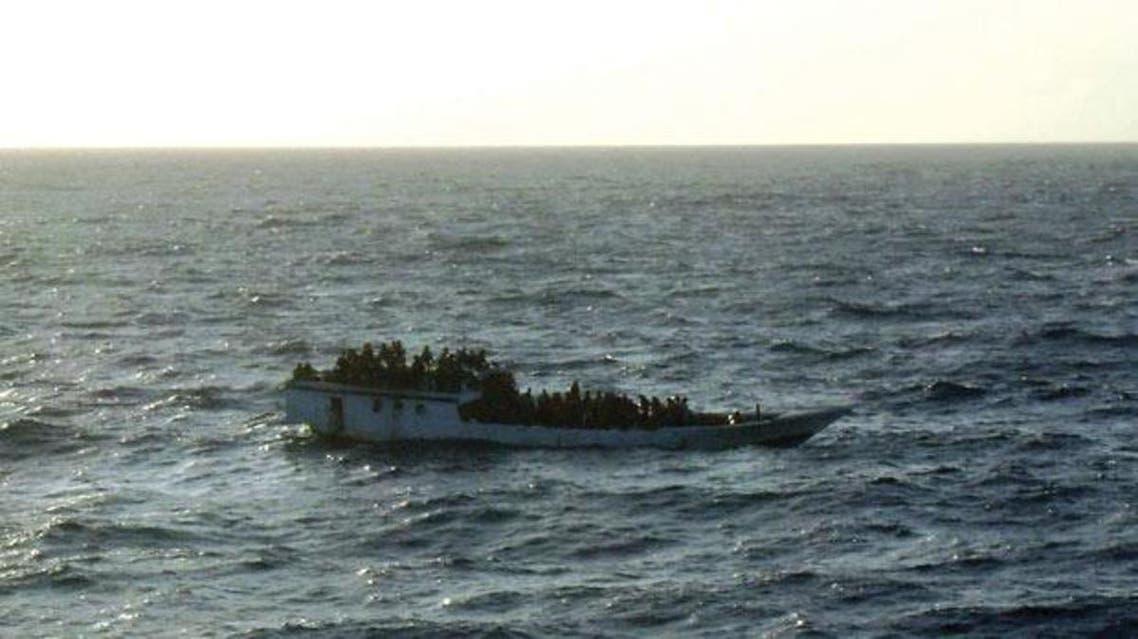 قوارب المهاجرين