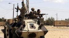 Egyptian soldier killed in Sinai, video shows attacks