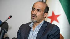Syrian opposition chief holds first meeting with Ban Ki-moon