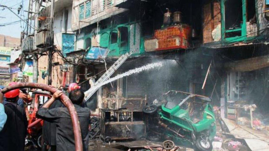 پشاور دھماکا