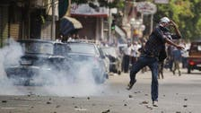Egyptian students clash as turmoil spreads to campuses