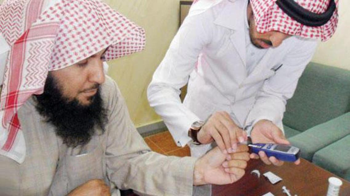 مرض السكري في السعودية