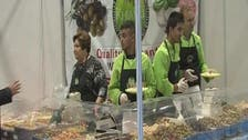 Halal food lovers fill up at London exhibition